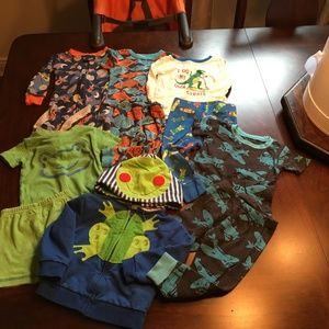 Other - 12 month boy pajama lot